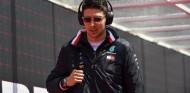 Ocon rozó sustituir a Hamilton en Alemania por enfermedad