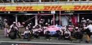 Parada en boxes del equipo Force India – SoyMotor.com