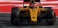 Esteban Ocon en un test con Renault en 2016 – SoyMotor.com