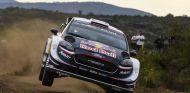 Sébastien Ogier y Julien Ingrassia en el Rally de Argentina 2018 - SoyMotor.com