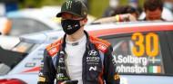 Oliver Solberg no correrá en Cerdeña por un positivo en covid-19 de su padre - SoyMotor.com