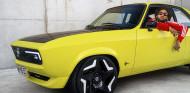 Opel Manta GSe ElektroMOD - SoyMotor.com