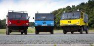 GVT OX, camion montar en casa de Gordon Murray -SOYMOTOR