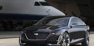 Cadillac ha optado por un diseño mucho más cercano a las berlinas de representación europeas - SoyMotor