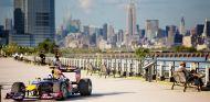 Evento de Red Bull en Nueva York, en 2012 - LaF1