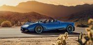 Cada una de las 100 unidades del Pagani Huayra Roadster alcanza un precio de casi 2,3 millones de euros - SoyMotor