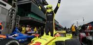 Recital de Pagenaud bajo la lluvia en el GP de la Indycar –SoyMotor.com