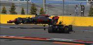 Renault en el GP de Rusia F1 2017: Domingo - SoyMotor.com