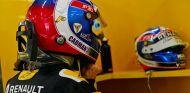 Jolyon Palmer en los tests de Silverstone - laF1