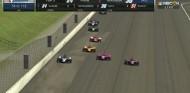 Pagenaud vence en Motegi en la cuarta ronda de la IndyCar virtual; Palou, 22º
