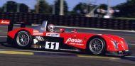 El Panoz LMP1 Roadster-S de Mario Andretti en las 24 horas de Le Mans 2000 –SoyMotor.com