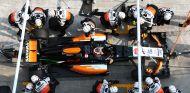 Parada en boxes de Nico Hülkenberg - LaF1