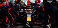 Red Bull, los únicos por debajo de los dos segundos en los boxes de Eifel - SoyMotor.com