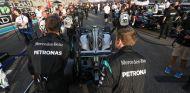 La parrilla de salida está limitada solo a gente VIP de la F1 - SoyMotor