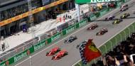 Salida del GP de China 2018 - SoyMotor.com