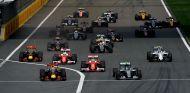 Salida del Gran Premio de China - SoyMotor