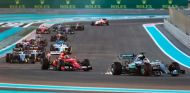 Arranque de un Gran Premio de la temporada 2016 - LaF1