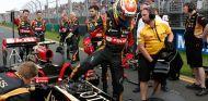 Montagny duda de Lotus y Williams - LaF1