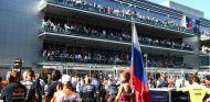 Parrilla del GP de Rusia - LaF1