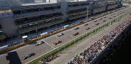 Salida del GP de Rusia - SoyMotor