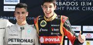 Wehrlein y Ocon, reservas de Mercedes - LaF1