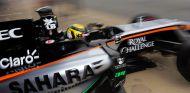 Pascal Wehrlein en los test de Barcelona - LaF1