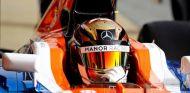 Wehrlein está tranquilo pese a estar en el GP de su debut - LaF1