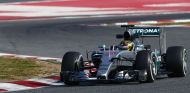 Pascal Wehrlein subido en el W06 de Mercedes - LaF1.es