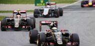 Lotus espera tener mejores resultados - LaF1.es