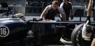 Pastor Maldonado en el Williams FW35 - LaF1