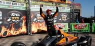 Pato O'Ward celebra su victoria en Texas - SoyMotor.com