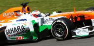 Paul di Resta con el Force India VJM06