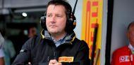 Paul Hembery, el máximo responsable de Pirelli Motorsport - LaF1