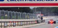 Kimi Räikkönen en Paul Ricard - SoyMotor.com