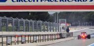 Paul Ricard durante los test de Pirelli de 2016 –SoyMotor.com