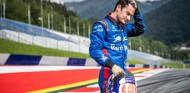 Dani Pedrosa en su test de F1 – SoyMotor.com