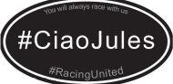 La pegatina con la que los pilotos recordarán a Bianchi en Hungría - laF1