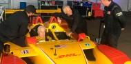 Roger Penske volvió a enfundarse el mono - SoyMotor.com