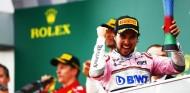 """Pérez: """"Nunca he tenido un coche capaz de lograr podios"""" - SoyMotor.com"""