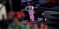 """Pérez augura """"un buen paso"""" de Racing Point en España - SoyMotor.com"""