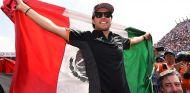 Sergio Pérez en México - SoyMotor.com