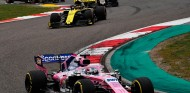 Racing Point en el GP de China F1 2019: Domingo