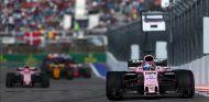 Force India en el GP de Rusia F1 2017: Domingo - SoyMotor.com