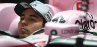 Force India en el GP de China F1 2017: Viernes - SoyMotor