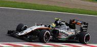 Force India es está postulando como el cuarto mejor equipo en Suzuka - LaF1