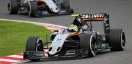 Pérez está realizando una de sus mejores temporadas en F1 - LaF1