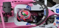 Sergio Pérez en Monza - SoyMotor.com