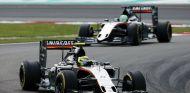 Force India espera mantener la cuarta posición en el campeonato - LaF1