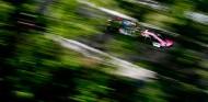 Racing Point en el GP de Hungría F1 2019: Domingo