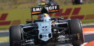Sergio Pérez quiere seguir con su impulso tras finalizar quinto en Spa - LaF1